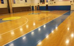 High school gym renovations coming soon