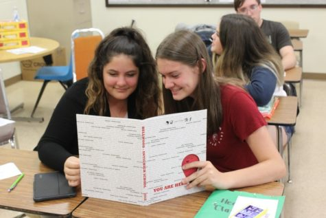 PHOTOSTORY: Yearbook assembly and senior awards