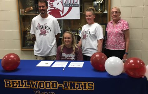 Gerwert signs with LHU