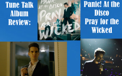 Tune Talk Album Review: Panic! At the Disco's Pray for the Wicked