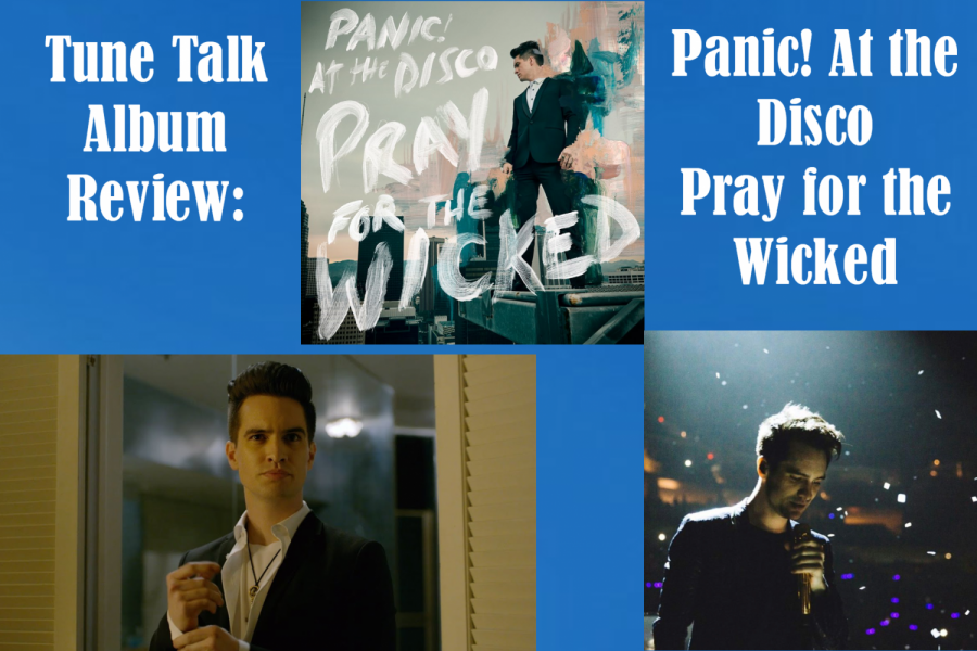 Tune talk album review panic at the discos pray for the wicked tune talk album review panic at the discos pray for the wicked malvernweather Choice Image