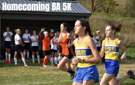 XC team hosting Homecoming 5K run