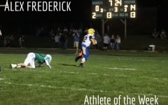 ATHLETE OF THE WEEK: Alex Frederick