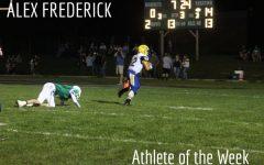 ATHLETE OF THE WEEK: Alex Frederick