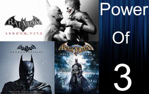 Batman: Arkham Games