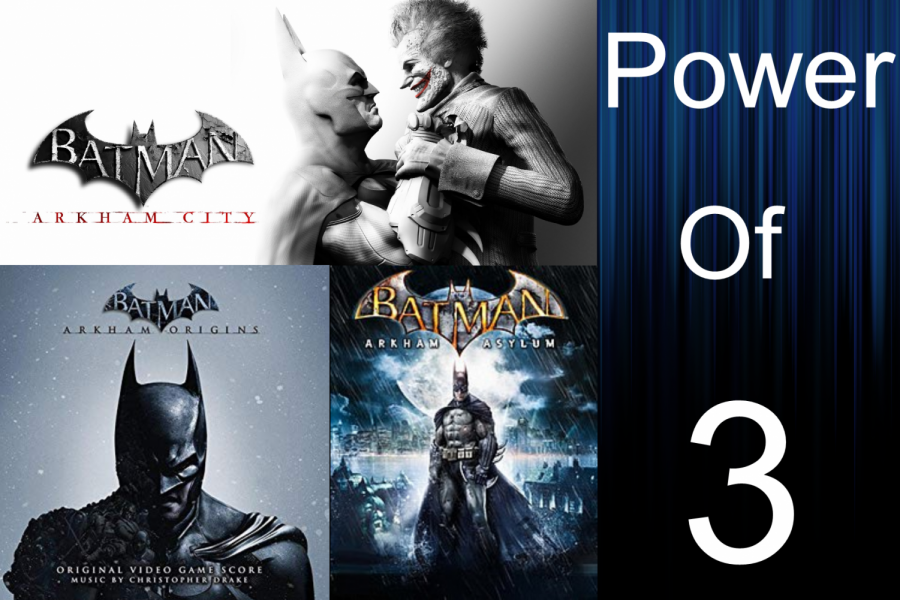 The+best+Batman+Games
