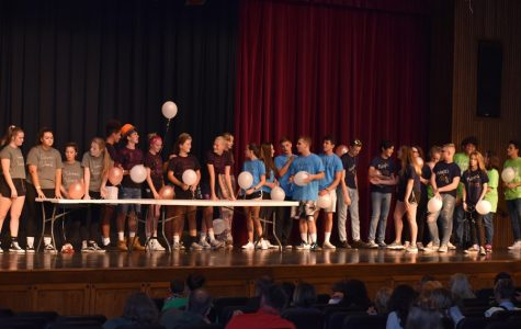 Bellwood holds first lipsync battle for homecoming