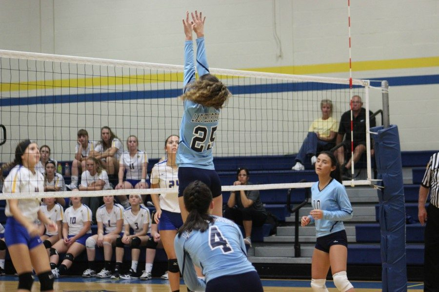 Bellwood-Antis+volleyball+versus+Claysburg-Kimmel%3B+September+13%2C+2018.+%28Alex+Frederick%29