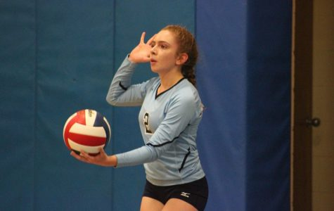 Volleyball team has high hopes for season