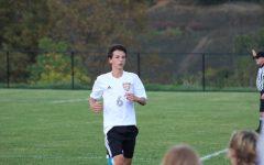 Owen Shaulis is set to begin his senior season on the varsity soccer team.