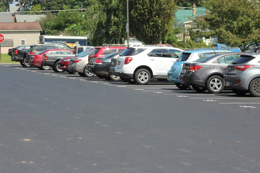 Lack of student parking has been a concern, particularly for seniors, for several years.