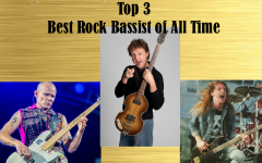 Top 3 Best Rock Bassist of All Time