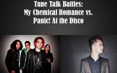 Tune Talk Battles: My Chemical Romance vs. Panic! At the Disco