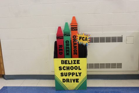 BAEA food drive starts today