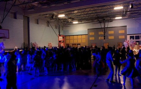 Homecoming dance a huge success
