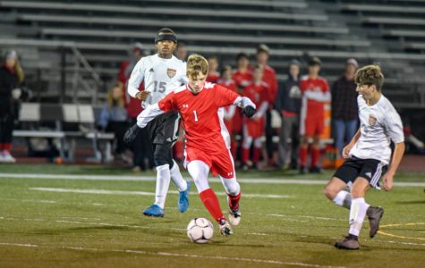 Favorable bounces spell doom for soccer team