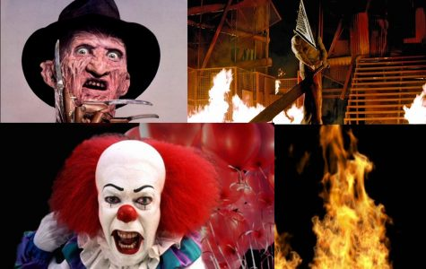 Scary Horror Villains