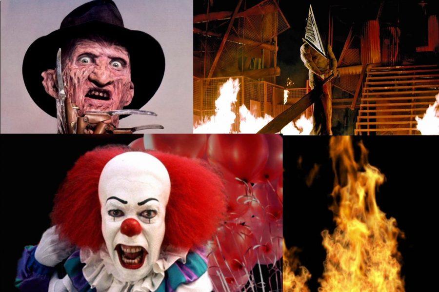 Horror+Villains