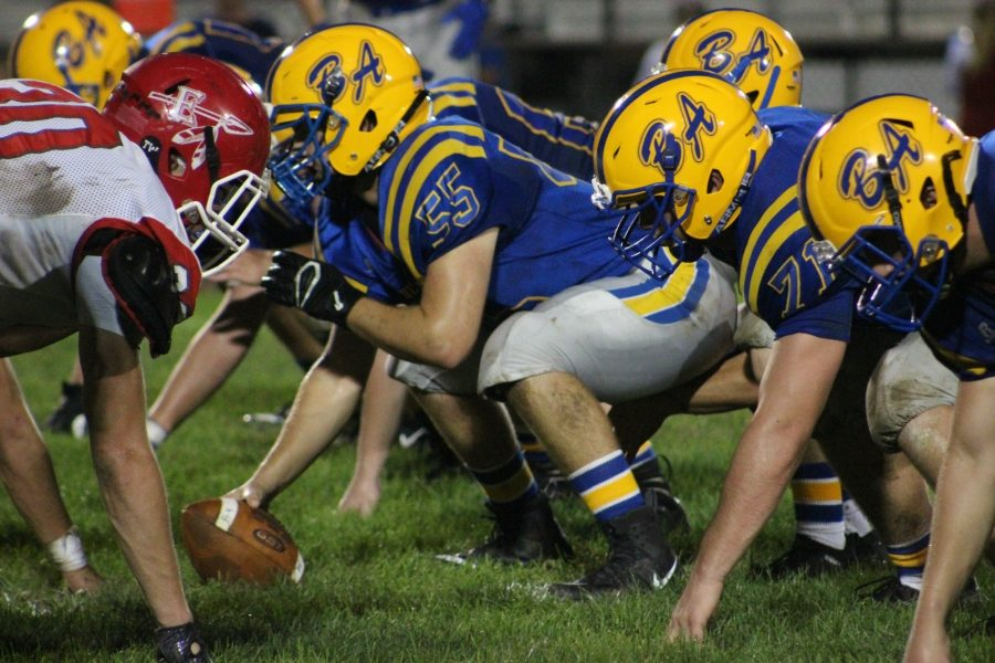 Bellwood-Antis travels to West Branch for an ICC matchup.