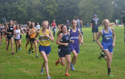 Jenna Bartlett Qualifies for states in cross country
