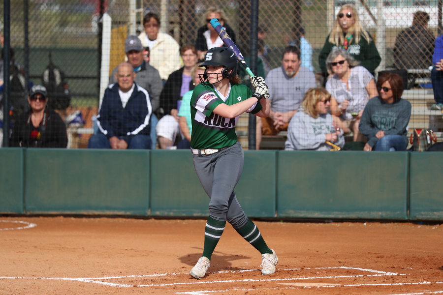 Emily Nagle, B-A Class of 2014, was drafted to play professional softball last summer.