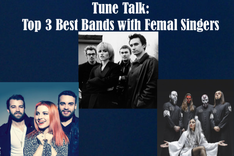 Tune Talk: Top 3 Best Bands with Female Singers