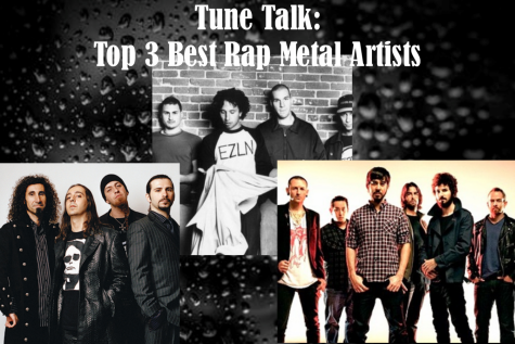 Top 3 Best Rap-Metal Bands