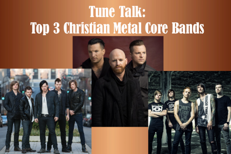 Top 3 Christian Metal Core Bands