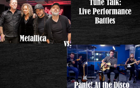 Tune Talk Live Performance Battles: Panic! At the Disco vs. Metallica