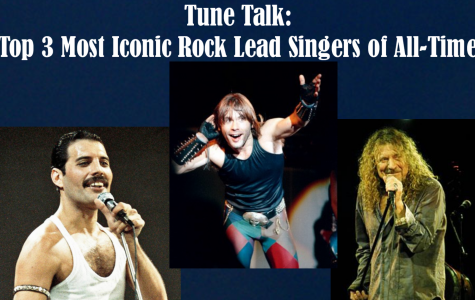 Tune Talk: Top 3 Most Iconic Rock Lead Singers of All-Time