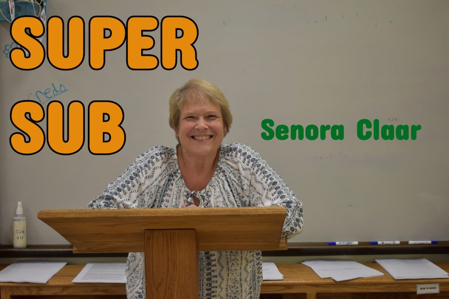 Senora+Claar+was+alegendary+teacher+at+B-A+who+continues+to+come+back+and+work+as+a+super+sub.