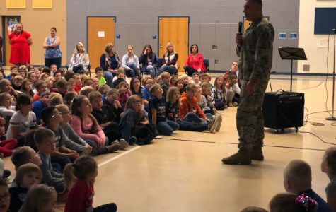 Stockings for Troops kicks off