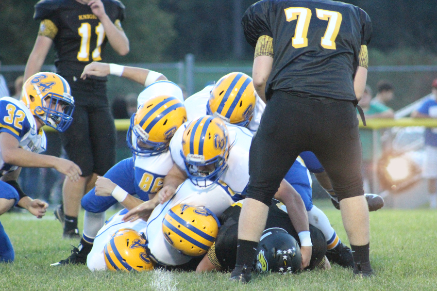 Bellwood-Antis is looking for a team effort to knock off Tussey Mountain tonight at home.