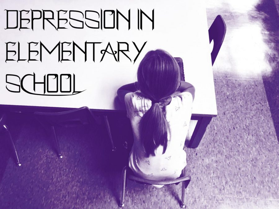 More+and+more+elementary+aged+students+are+showing+signs+of+depression.