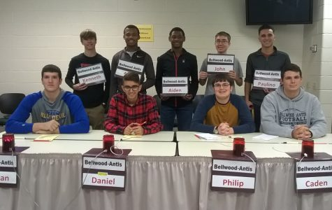 Scholastic Scrimmage team advances to semifinals