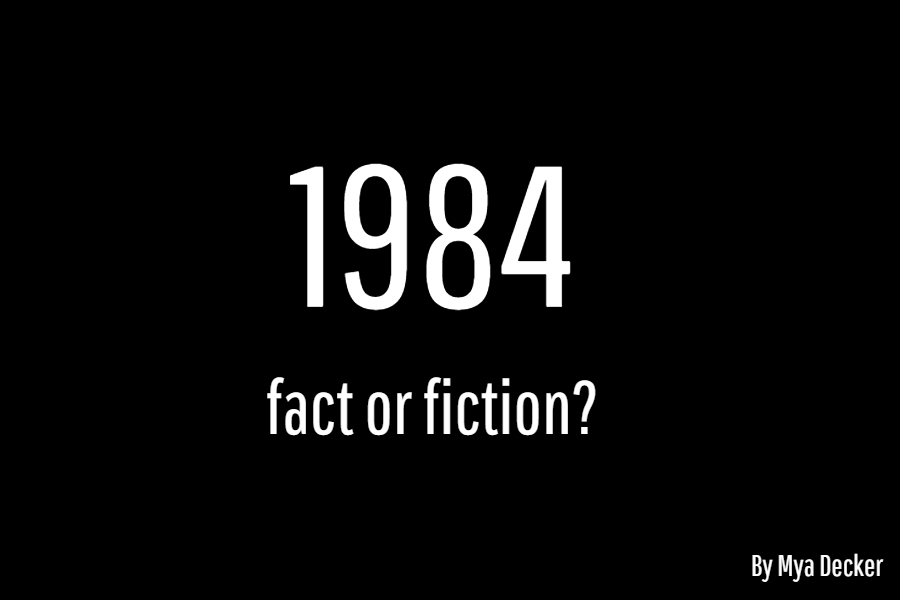 Is 1984 truer now than ever? Some say yes.