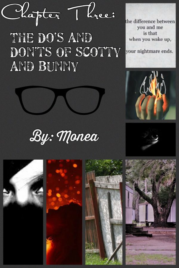 Chapter Three: The Do's and Don'ts of Scotty and Bunny