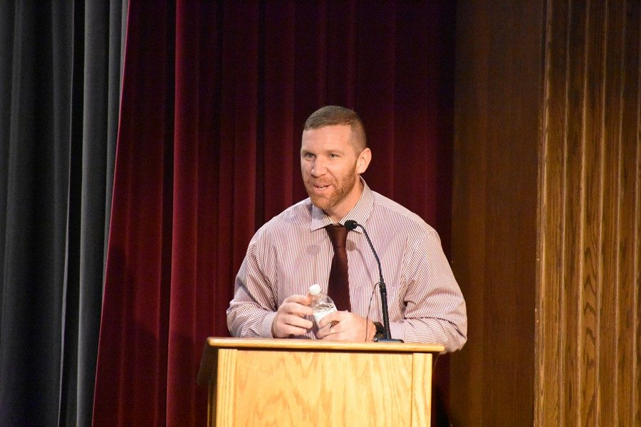 BAHS holds annual Veteran's Day assembly
