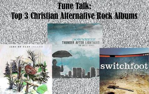 Top 3 Christian Alternative Rock Albums