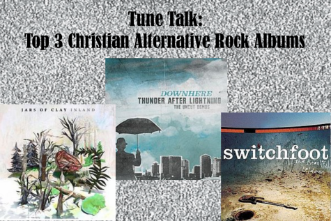 Top 3 Christian Alternative Rock Albums
