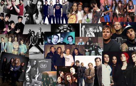 Tune Talk: Willie's Top 20 Bands