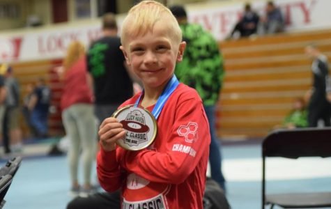 ELEMENTARY ATHLETE OF THE WEEK: Carter Hardy