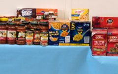 B-A teachers union food drive overwhelmingly successful