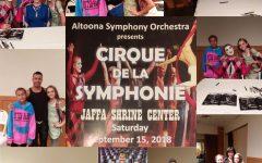 The Cirque De La Symphonie Stops in Altoona