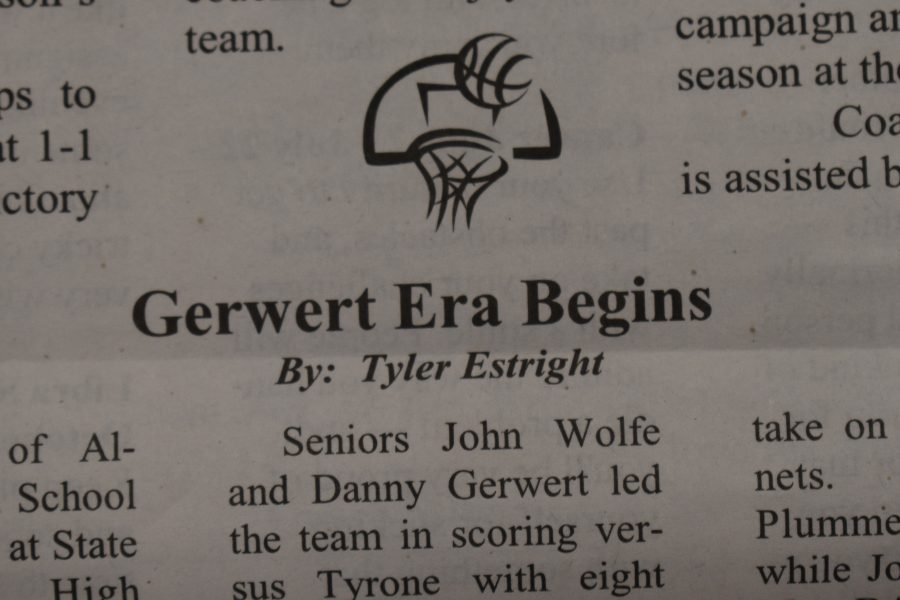 The Gerwert Era of B-A basketball brought three straight trips to the PIAA playoffs.