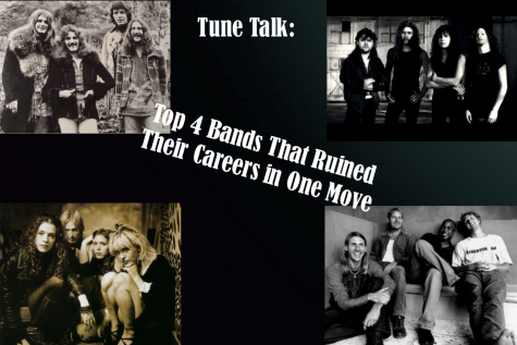 Tune Talk: Top 4 Bands That Ruined Their Careers in 1 Move
