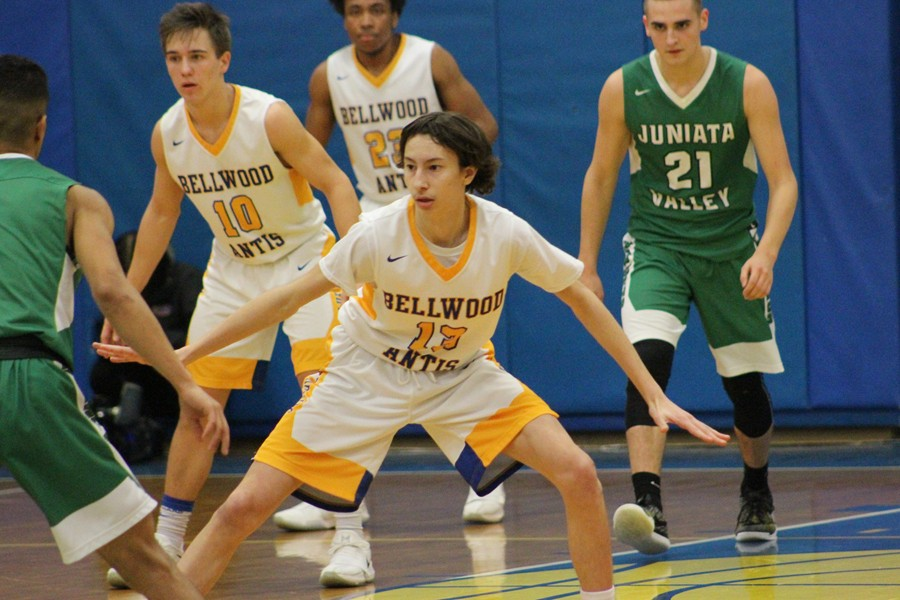 B-A's top sixth man in 2017-2018, Mason Yingling will be the focal point of the Devils' offense this season.