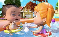 HOLIDAY-ISH: Bathtub Party Day