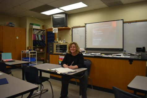 Feature Teacher: Ms. Harris