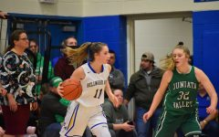 Junior Jaydyn Shuke has stepped up her game for the Lady Devils.